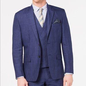 NWT Lauren BY RL Ultra Flex Suit Jacket Size 38R.